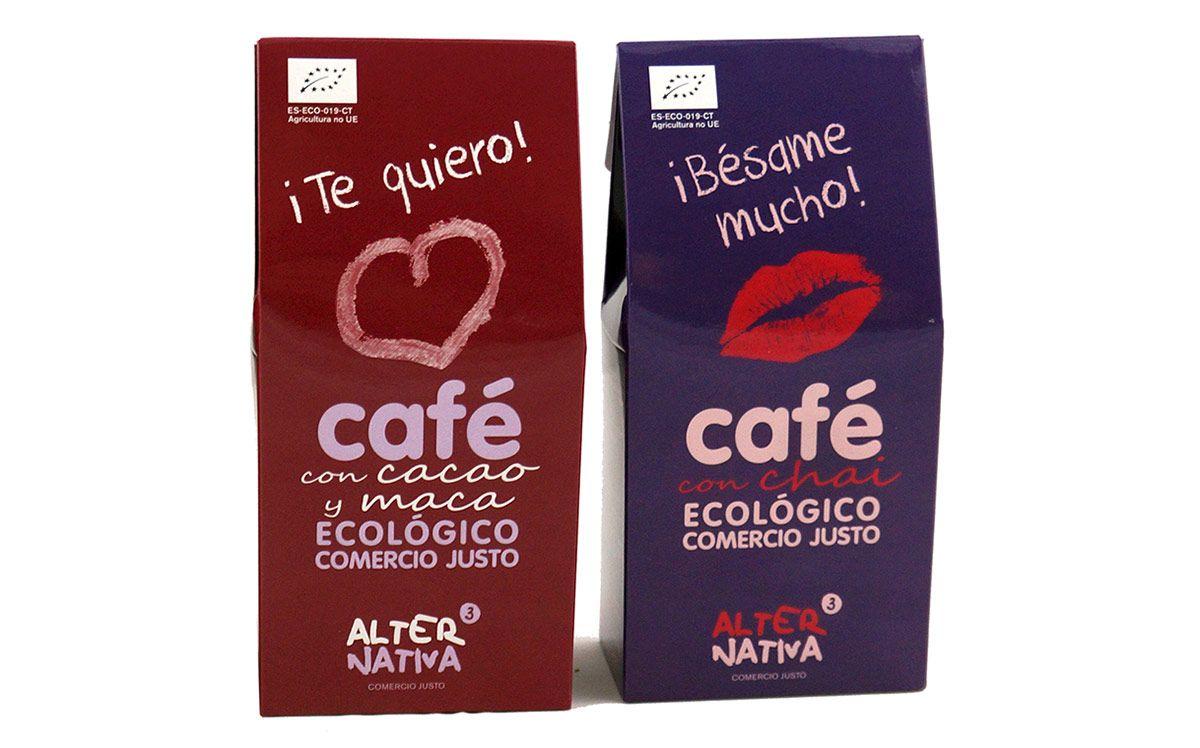 Cafés con especias y superfoods, de AlterNativa3