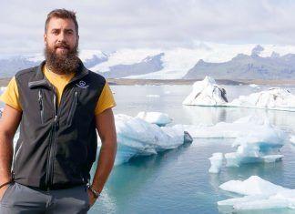 Álex Galán, el 'viajero de hielo', dará la conferencia inaugural de Ecoviure