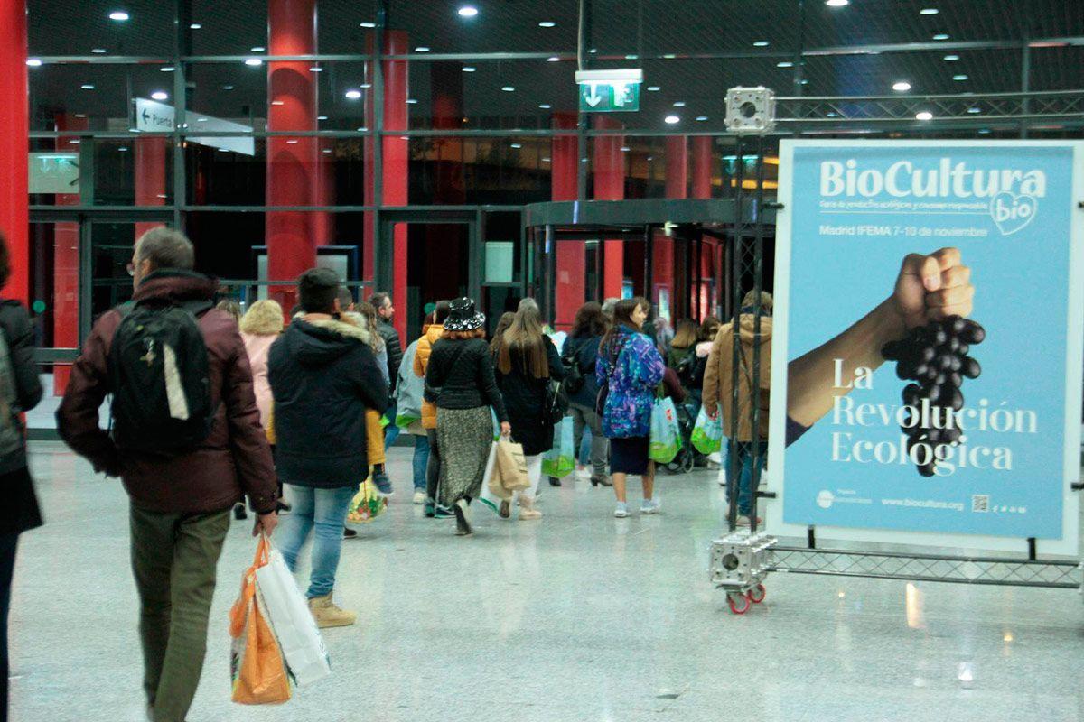 BioCultura Madrid: Los ciudadanos se hacen responsables de su seguridad alimentaria