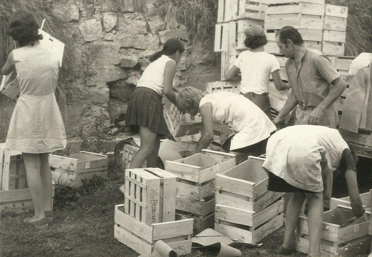 Cal Valls, pioneros en alimentación ecológica