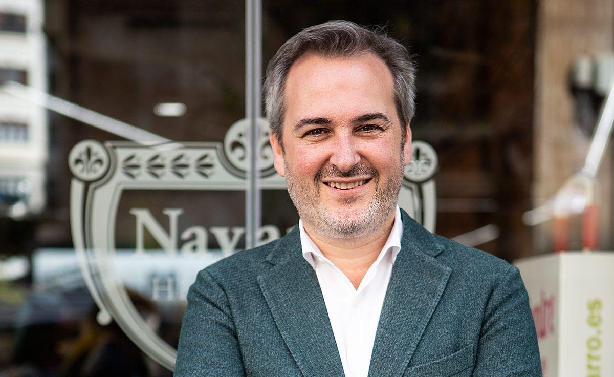 Entrevista a José Navarro, gerente de Herbolario Navarro