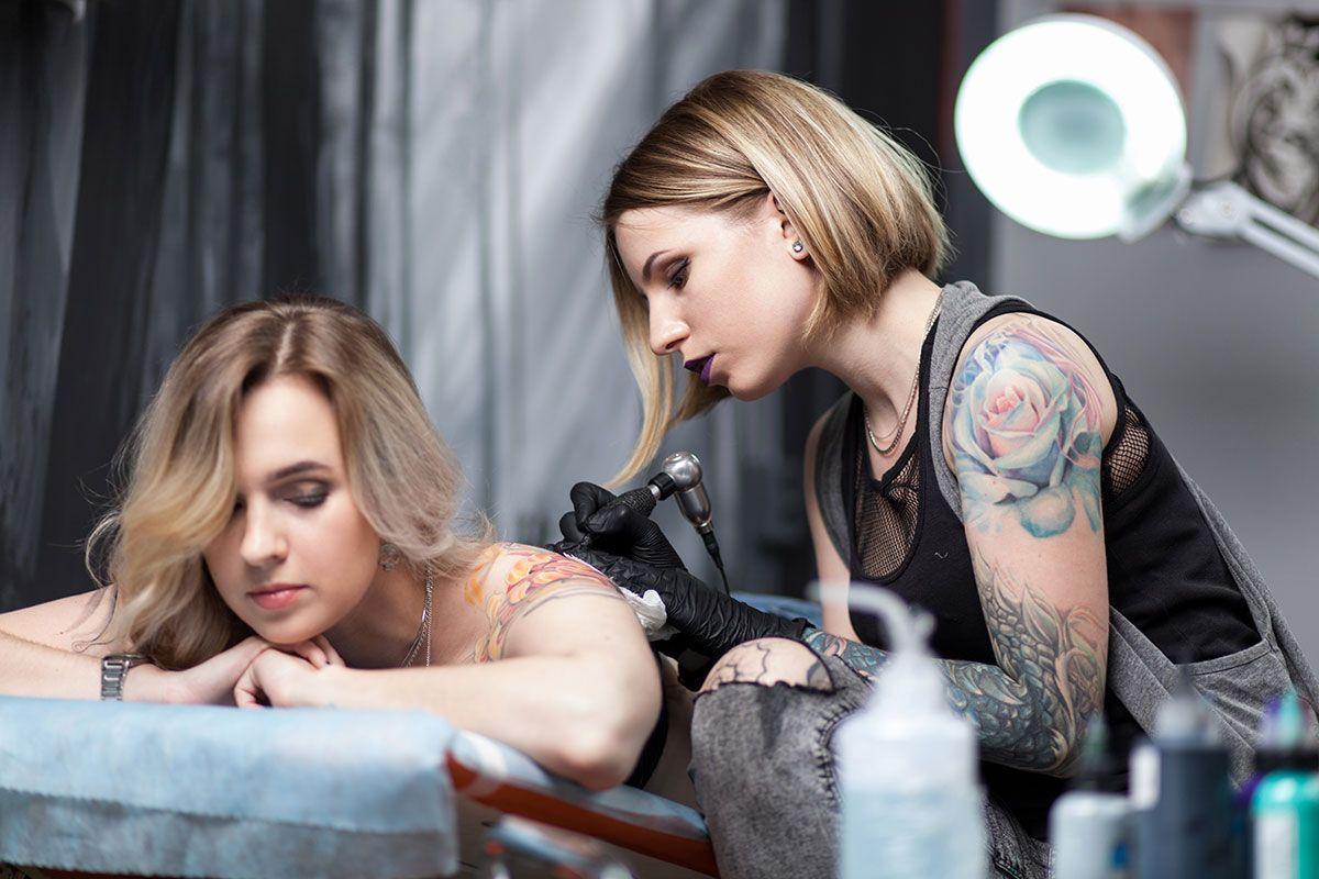 ¿Seguro que quieres tatuarte?