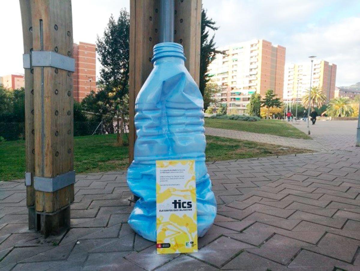 Barcelona constituye la Mesa Plástico Cero para reducir el plástico en la ciudad
