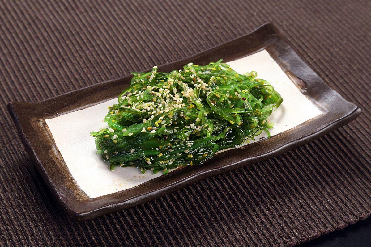 Las algas II: Conservación y preparación de las algas en la cocina