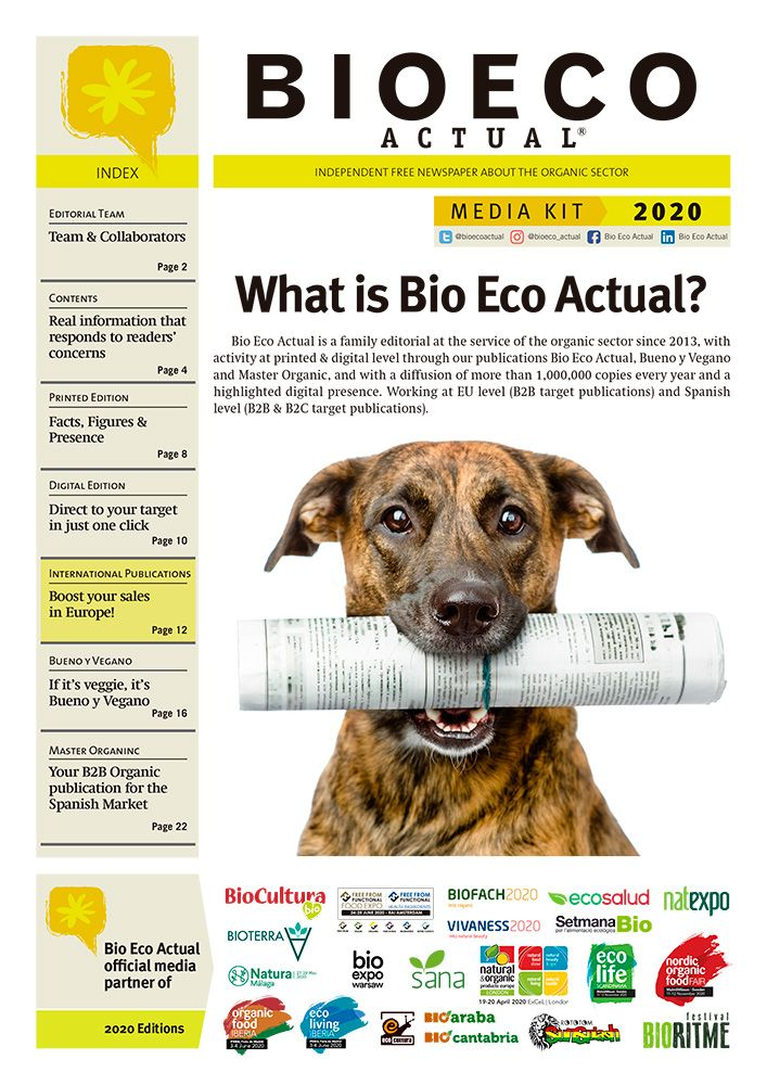 what is bio eco actual independent european organic press