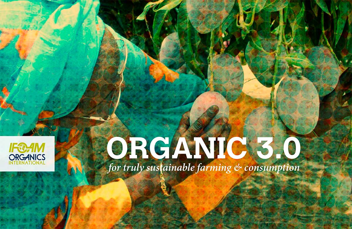 The Organic 3.0 message of organic as a mainstream solution has reached policy makers at least at the global level