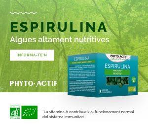 Phyto-Actif Espirulina