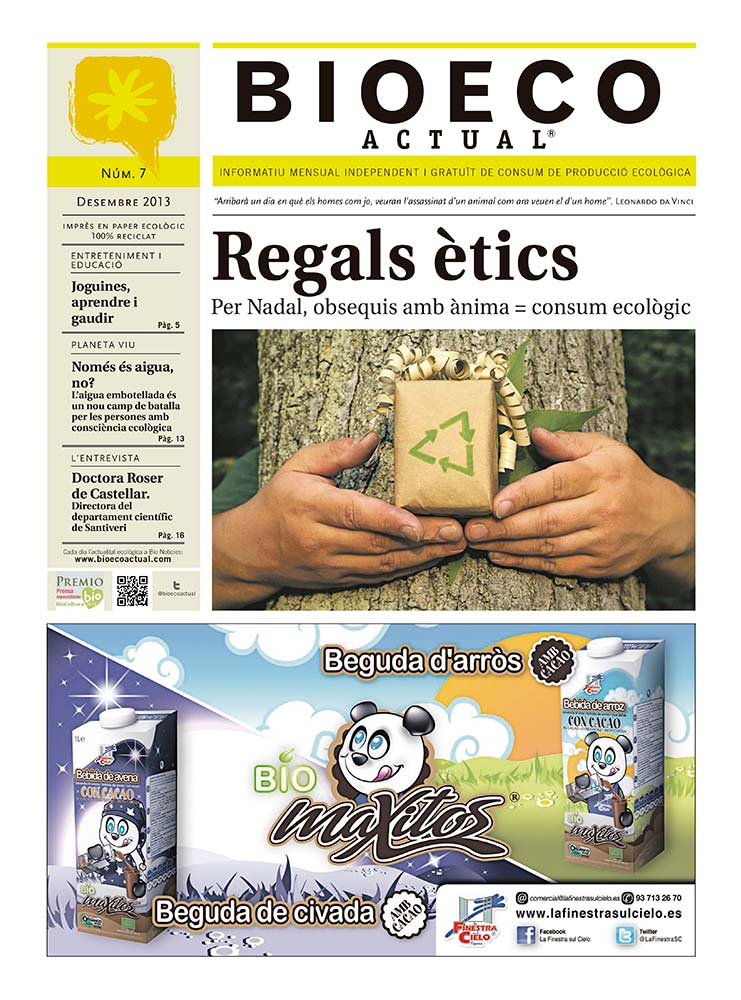 Bio Eco Actual Desembre 2013
