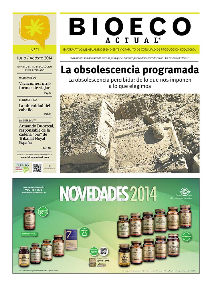 Bio Eco Actual Julio Agosto 2014