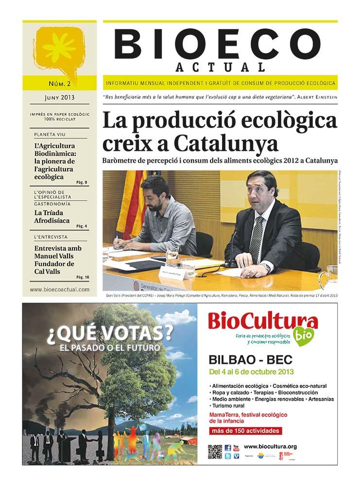 Bio Eco Actual Juny 2013