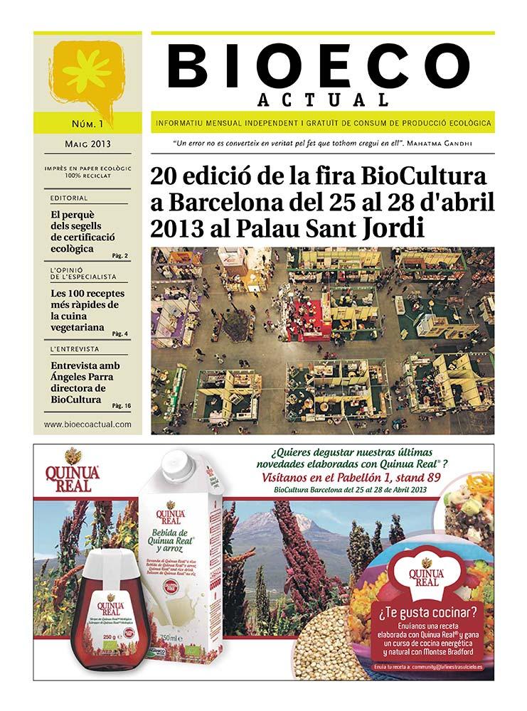 Bio Eco Actual Maig 2013