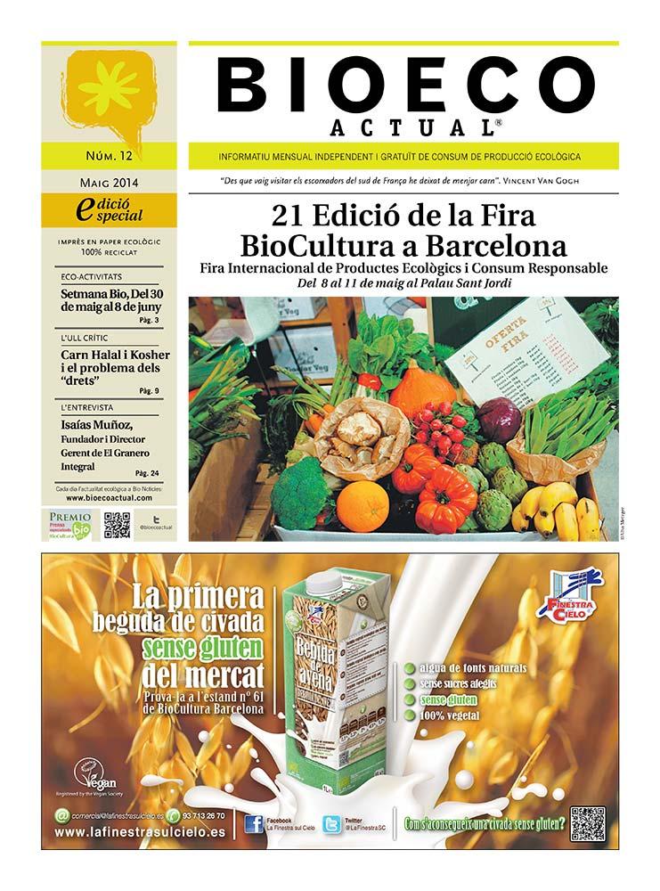Bio Eco Actual Maig 2014