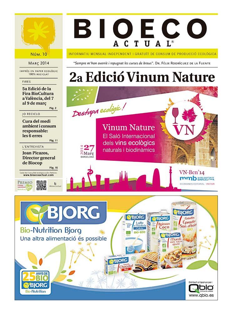 Bio Eco Actual Març 2014