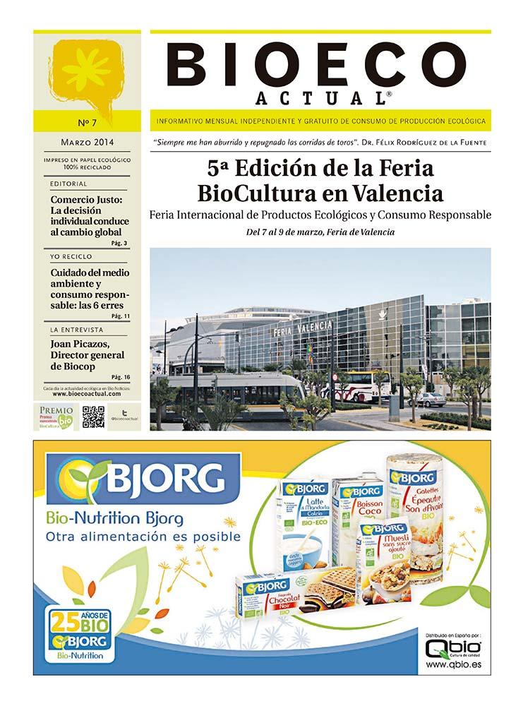 Bio Eco Actual Marzo 2014