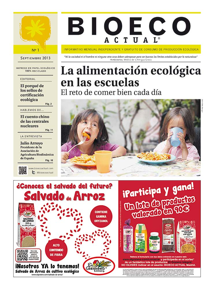 Bio Eco Actual Septiembre 2013