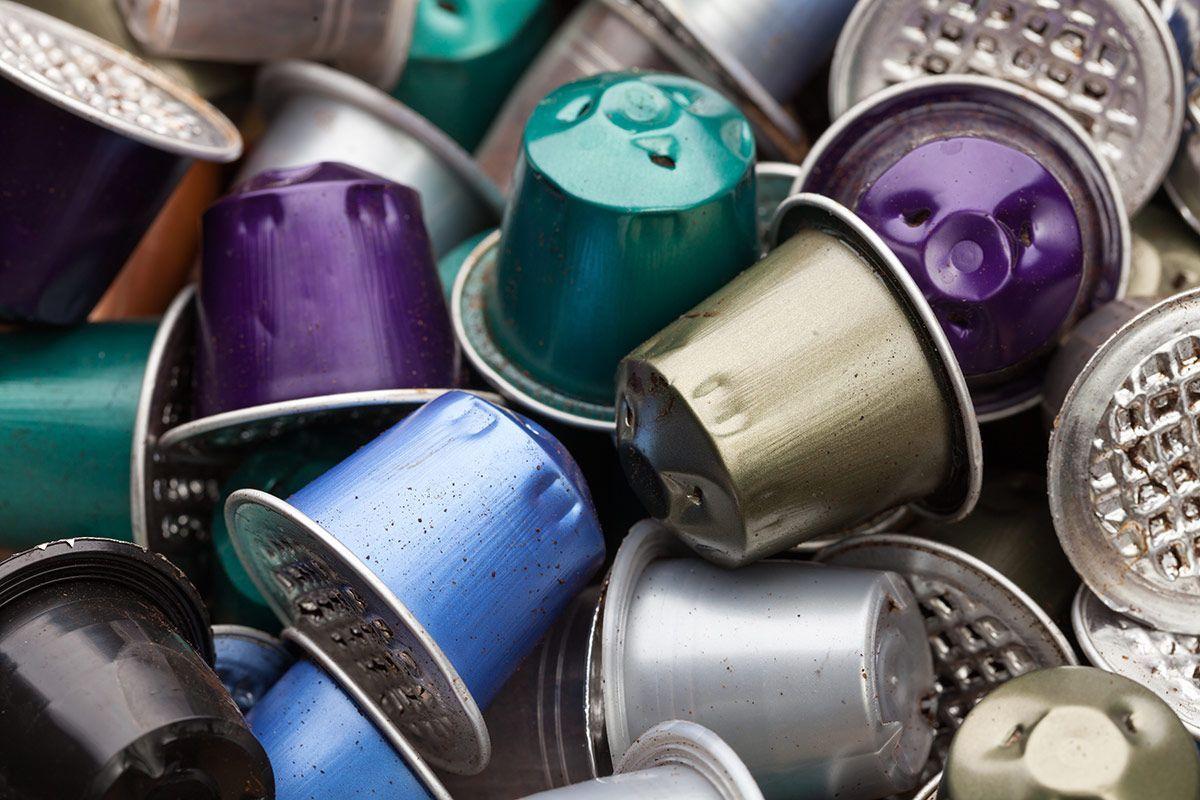 Bolsitas de té y cápsulas de café, ¿cómo reducir la contaminación?