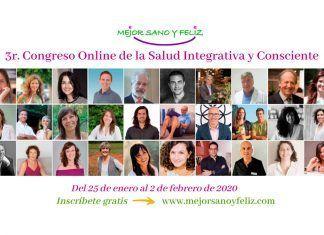 Llega la tercera edición del Congreso de la Salud Integrativa y Consciente