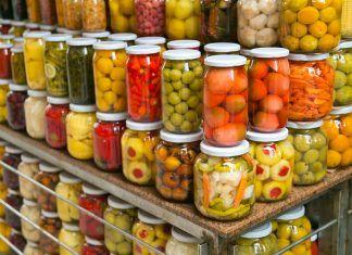 Les gammes dels aliments