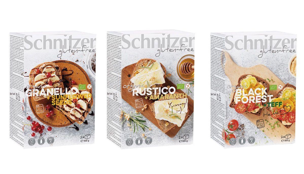 Schnitzer Panes sin gluten