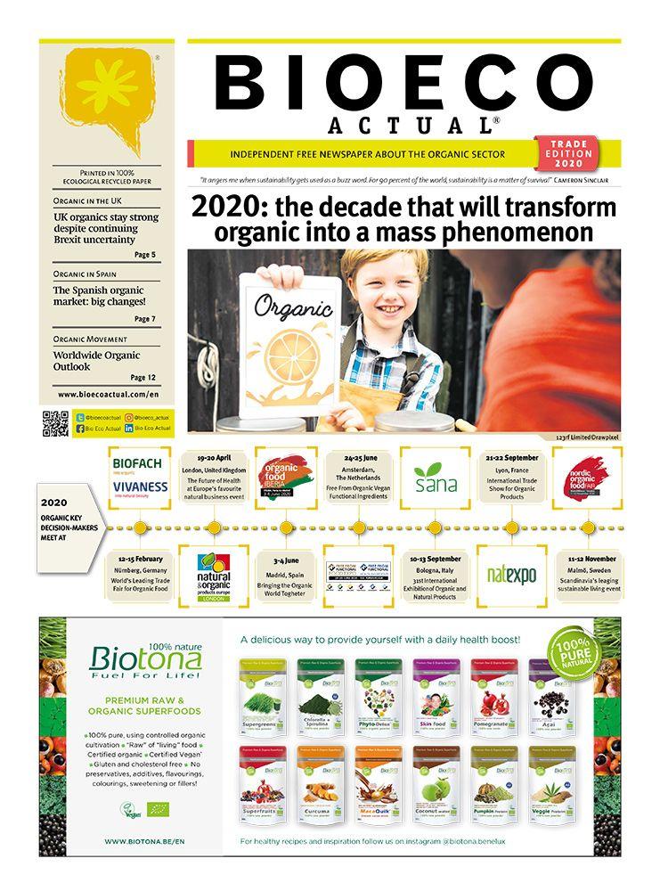 Bio Eco Actual Trade Edition 2020