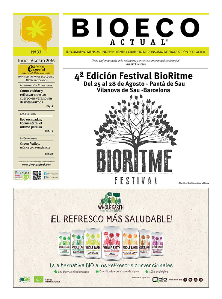 Bio Eco Actual Julio-Agosto 2016