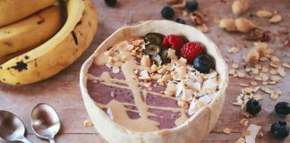 Receta: Smoothie Bowl con Superalimentos