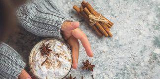 Cuatro bebidas veganas ideales para el frío invierno