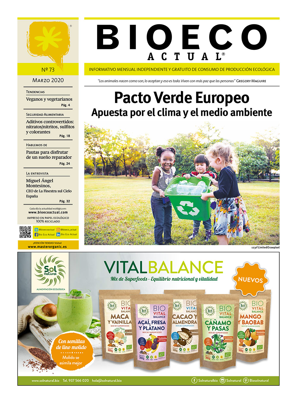 Bio Eco Actual Marzo 2020