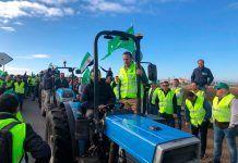 ¿Por qué protestan los agricultores y ganadores españoles?