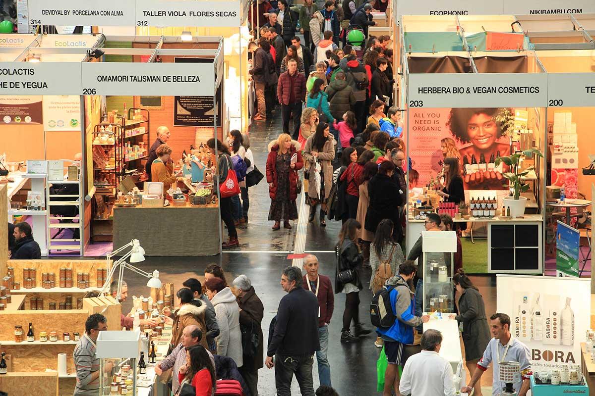 BioCultura A Coruña: La cultura 'bio' se expande en Galicia