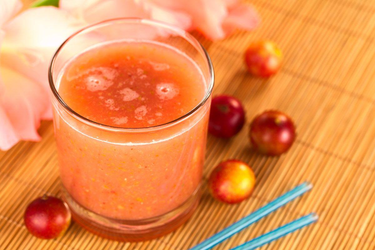 Camu-camu, la fruta amazónica con poder antioxidante