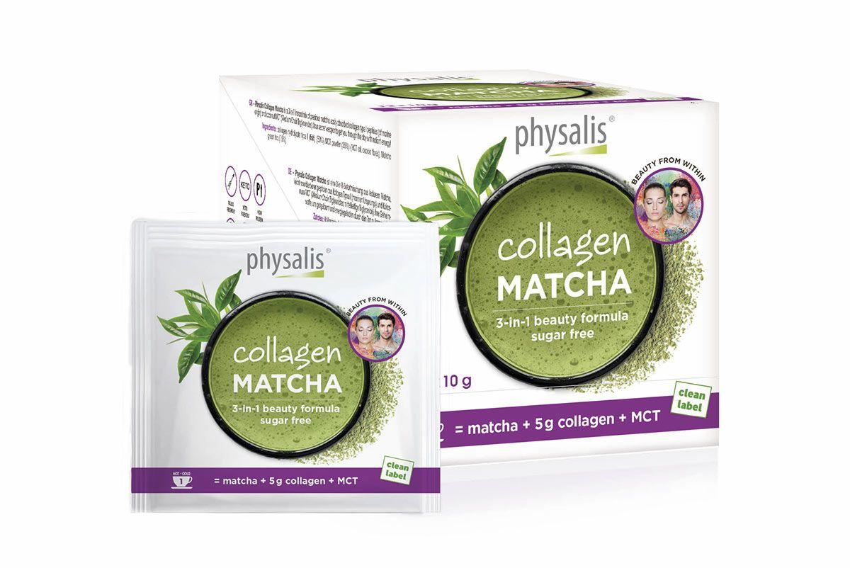 Cuida tu piel con las bebidas de colágeno Physalis keto