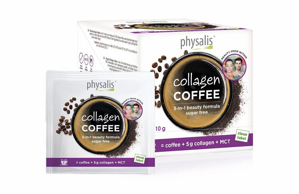 Cuida tu piel con la bebida Collagen Coffee