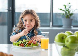 Consells per una alimentació vegana per a nadons i nens