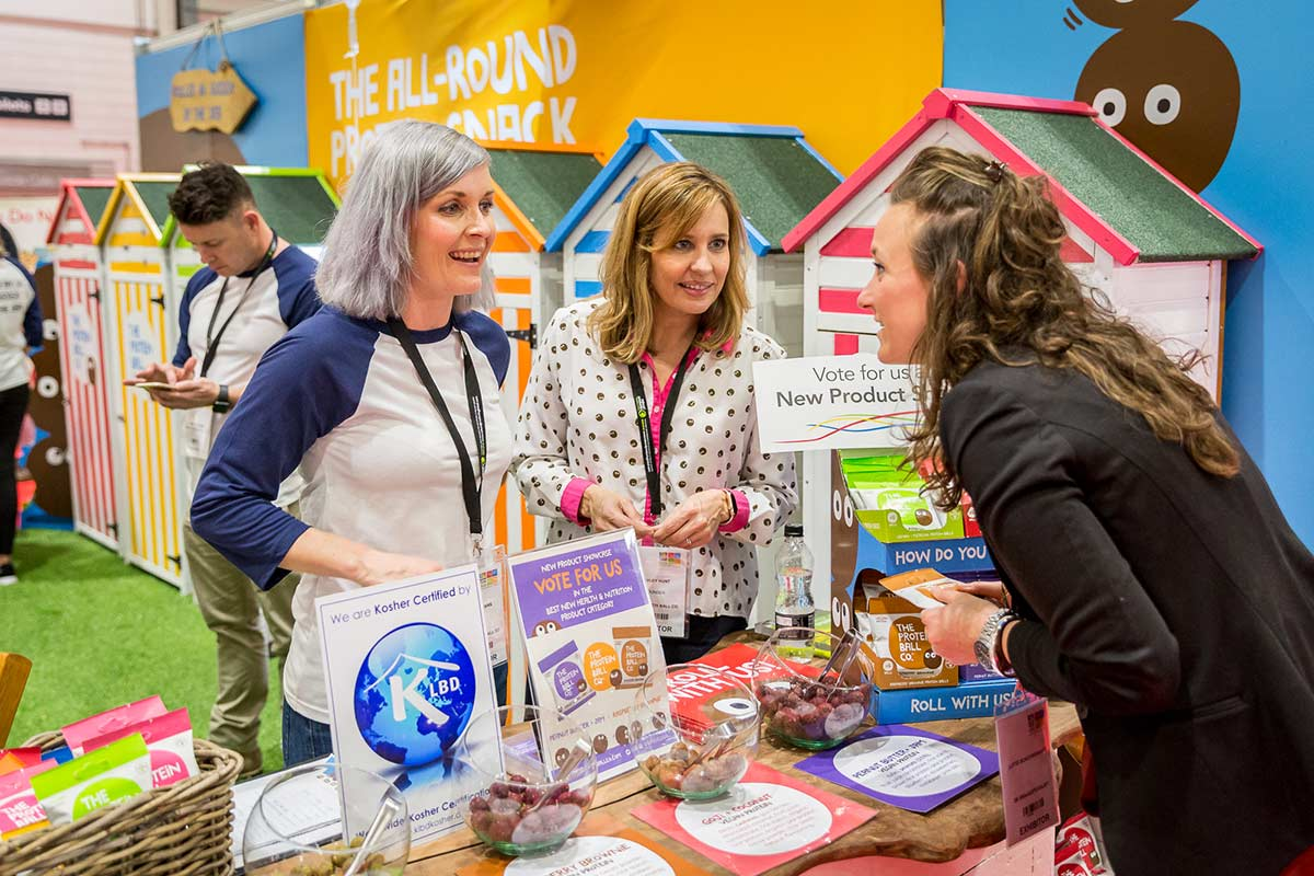 Europe's favourite natural business event is back at ExCeL London on 7-8 July 2020