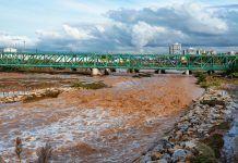 Inundacions alimentades pel canvi climàtic