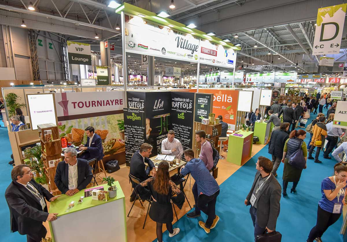 Natexpo 2020: At the centre of new international organic trends