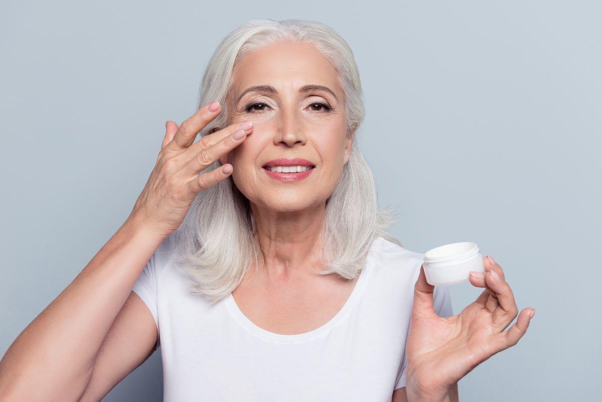 Ritual de tratamiento facial bio para piel madura