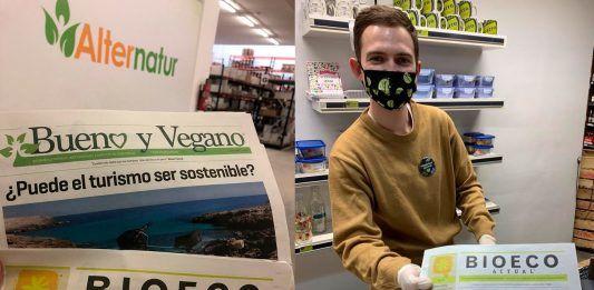Alimentación Ecológica Covid-19 Alternatur y Herbolario Navarro
