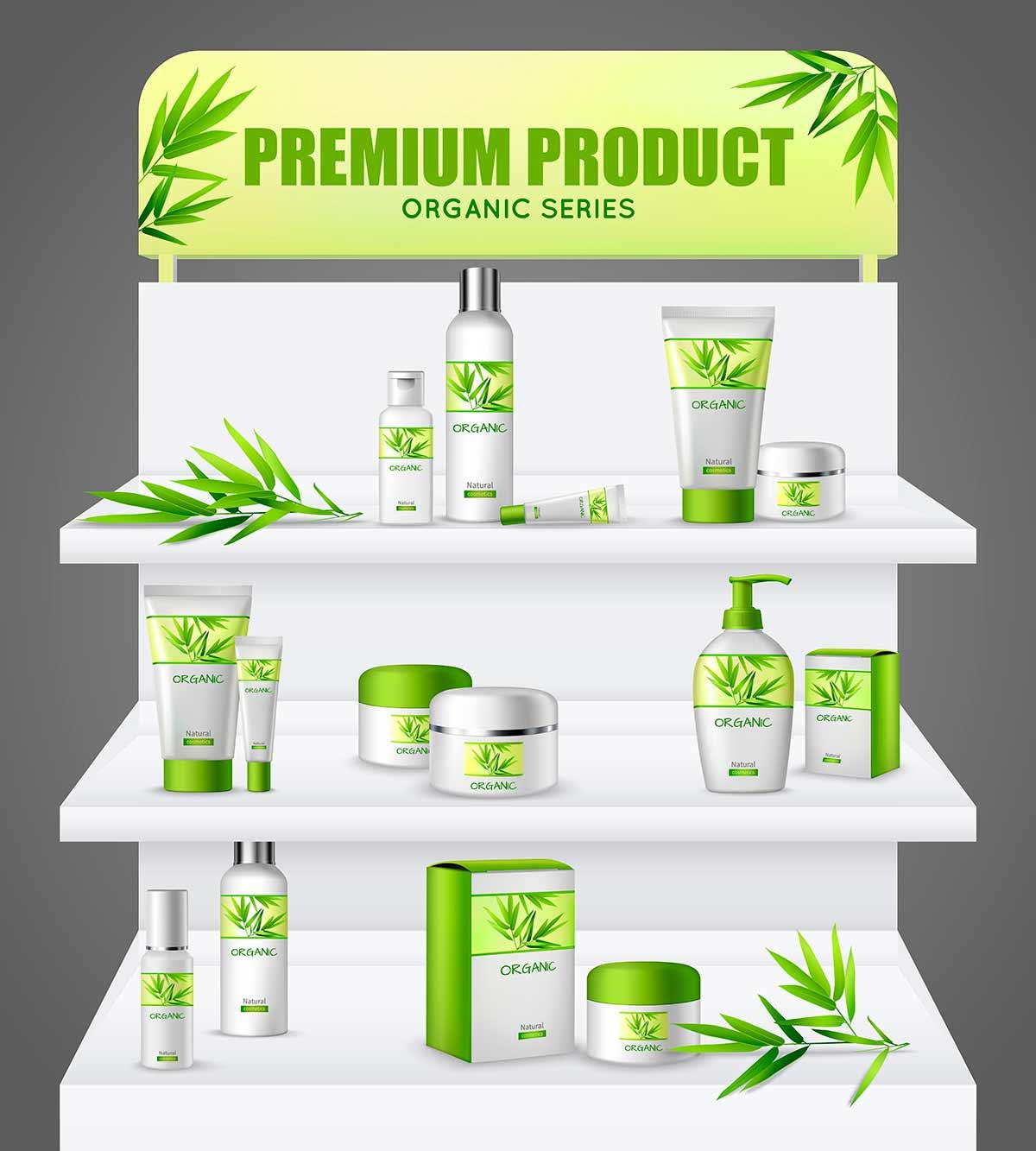 ¿Qué factores definen los precios de los cosméticos naturales y ecológicos?