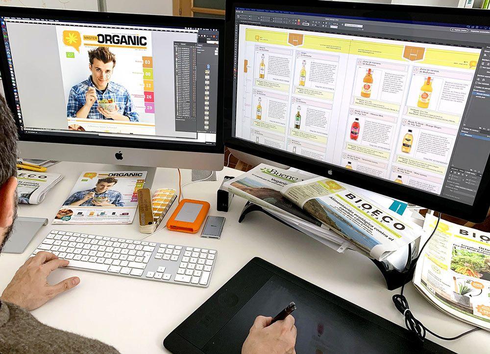 Diseño Bio Eco Actual Master Organic