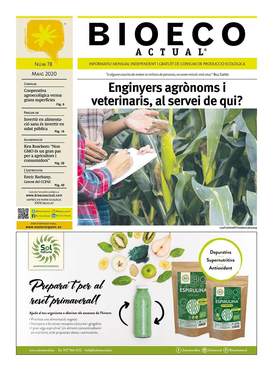 Bio Eco Actual Maig 2020