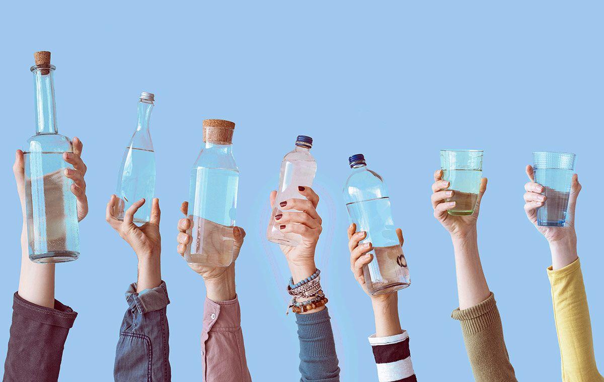 Cómo Elegir el Agua para Beber y Cocinar