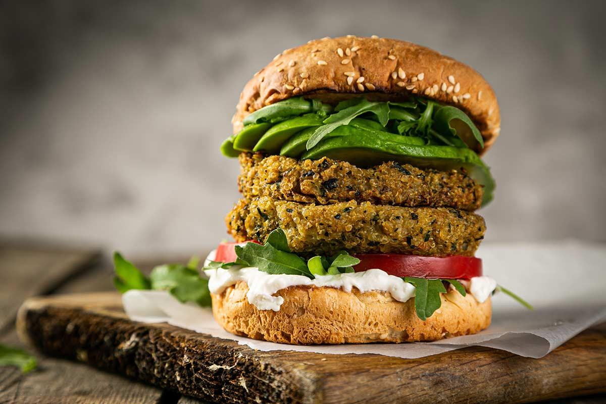 Hoy, hamburguesas de legumbres (con receta)