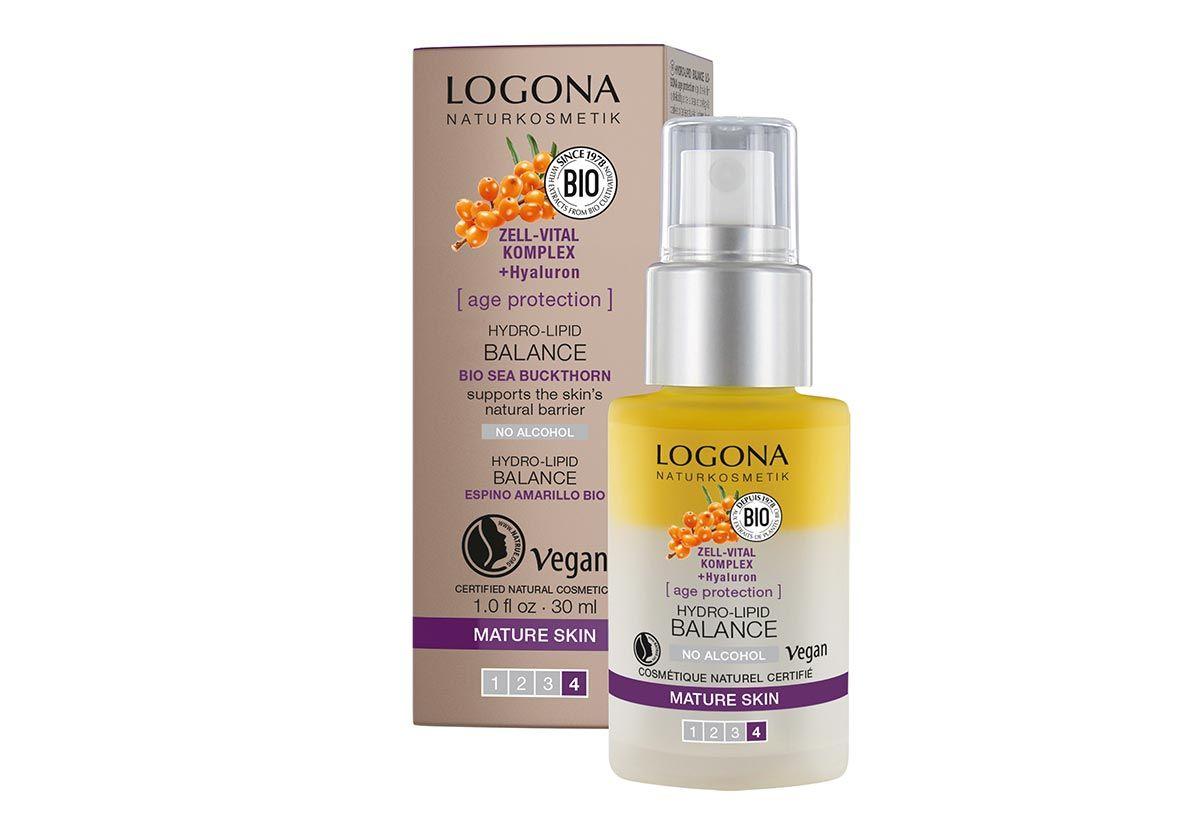 Hydro lipid balance Age Protection, de LOGONA