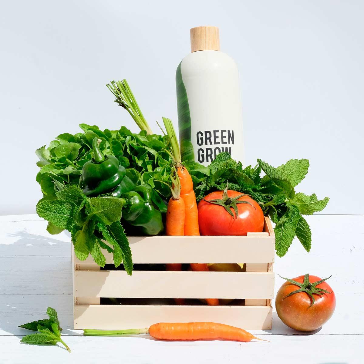 Un cultivo doméstico saludable, de confianza y sin químicos es posible