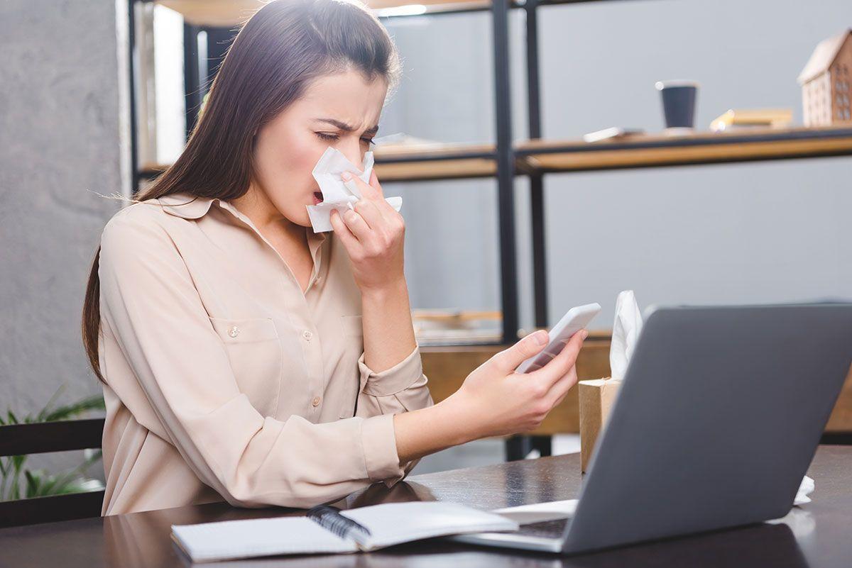 Cómo afrontar las alergias primaverales