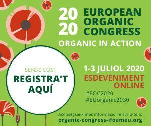 Congrès Ecològic Europeu 2020