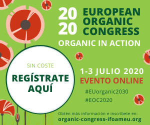 Congreso Ecológico Europeo 2020 Ferias BIO