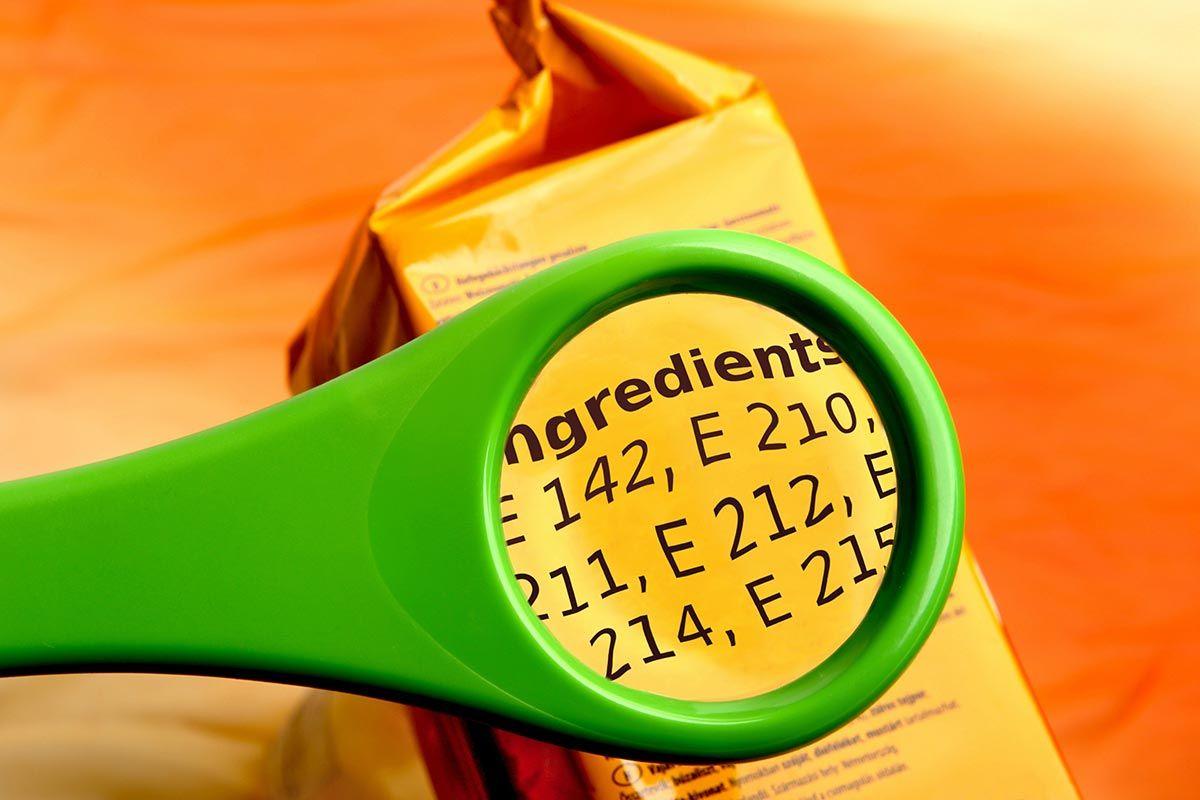 Etiquetado de los alimentos, información obligatoria a los consumidores (II)